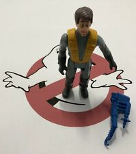 The Real Ghostbusters Fright Feature: Peter Venkman Action Figure (Incomplete)