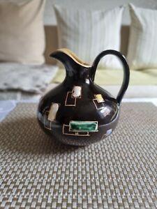 Vase Keramik original 50er Jahre