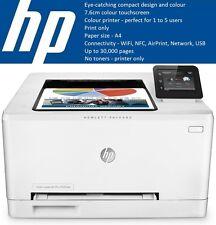 *NEW* HP LaserJet Pro M252DW Wireless WiFi NFC Colour Laser Printer + HP Toners