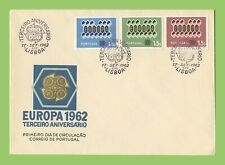 Portugal 1962 Europa set on First Day Cover