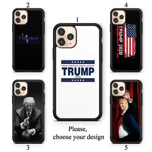 Trump Election case for iphone 11 12 XR Pro SE Max X XS 8 plus 7 6 TPU cover SN