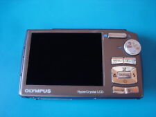 GENUINE OLYMPUS STYLUS-1010 LCD SCREEN W/ BACK CASE/REAR CONTROL BUTTONS