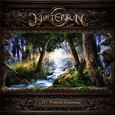WINTERSUN-THE FOREST SEASONS (INSTRUMENTAL...-JAPAN 2 CD BONUS TRACK Ltd/Ed