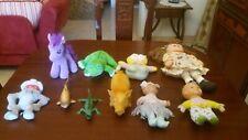 stock 18 peluches e giocattoli per bimbi scuole infanzia  come foto - 19 euro