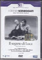 2 DVD Serie Del Drama Rai El Secreto Por Luca Con Turi Iron Completa Nuevo 1969
