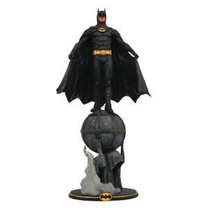 Batman 1989 Batman DC Gallery 10 PVC Diorama Statue NEW