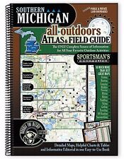 Southern Michigan All-Outdoors Atlas & Field Guide | Sportsman's Connection
