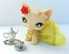 Littlest Pet Shop Clothes LPS costum accesories  Beauty & The Beast Inspiration