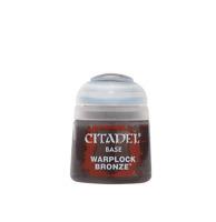 Citadel Base Paint - WARPLOCK BRONZE (12ml)