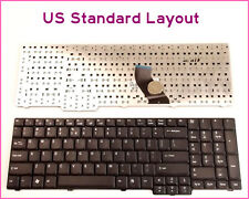 New Laptop US Keyboard For Acer eMachines E528 Black