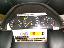 tacho kombiinstrument mercedes 210 w210 2105406547 diesel speedometer cluster