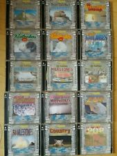15 Doppel-CDs Compilations 30 CDs Milestones Rock and Roll Heartbreakers