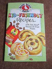 Sunmaid Raisins Cookbook Kid Recipes Snappy Salsa,Honey Chicken & Stuffing MORE!