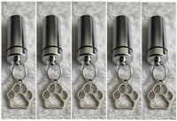 Pet Ashes Urn Jewellery Hollow Pet Paw Set Cremation Keepsake Necklace