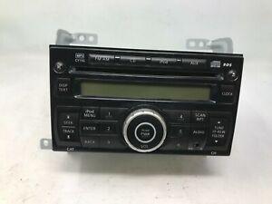 2011-2014 Nissan Juke Center Console Radio AM FM CD Radio Player Receiver Rad084