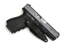 Raven Concealment VG2-GLK-FULL VanGuard 2 Holster Full Kit Glock Gen 3 / 4 Black