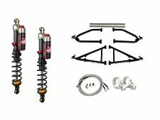 LSR Lone Star DC-4 Long Travel A-Arms Elka Stage 4 Front Shocks Kit LTR450 450