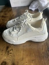 Public Desire Chunky Trainers Size 6 Never Worn