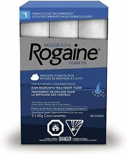Rogaine Men's Hair Loss & Thinning Treatment for Hair Regrowth