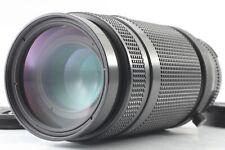 Nikon AF Nikko 75-300mm F/4.5-5.6 Telephoto Lens 【Near Mint】 From Japan 19242