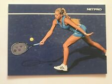2003 NetPro Tennis Photo Card #4 Anna Kournikova RC First Card 1st Rookie RARE