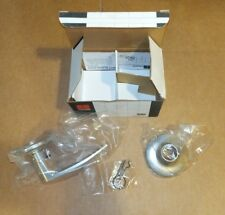 NEW Hager 3881 US26D August Door Lever Sectional Chrome (see description)