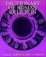 Dictionary Roman Religion Mithra Druids Deities Spirits Burial Rites Sacrifices