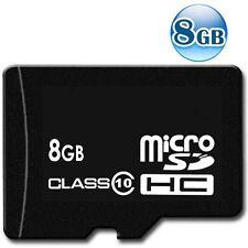 OEM CLASS 10 microSDHC 8GB 8G microSD micro SDHC TF Flash Memory Data Card