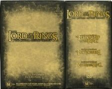 Lord Of The Rings Trilogy. Special Extended DVD Edition. (12 Disc) DVD Region 2.