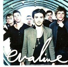 (CC566) Evaline, Woven Material - 2011 DJ CD