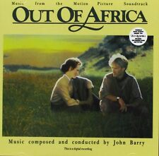 Out of Africa SOUNDTACK OST John Barry (13 TRACKS!)