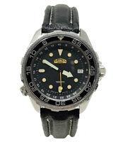 Orologio Camel Trophy Black Cad referenza 1446-001 watch diver vintage clock 35m