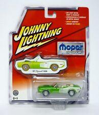 JOHNNY Rayo 1971 Plymouth Cuda MOPAR o no Coche Die-Cast MOC COMPLETO 2005