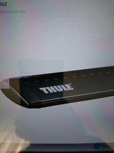 Thule 7112B WingBar Evo 118 BLACK Alu schwarz Traversenpaar Dachträger 711220