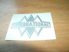 1944 1945 1946 1947 INTERNATIONAL TRUCK HEATER DECAL