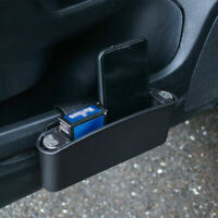 Car Storage Box Coin Box Mobile Phone Charge Box Phone Holder Pocket Organizer