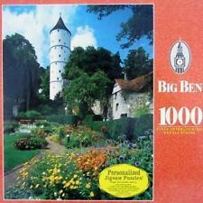 Big Ben Oberschwaben Germany Tower 1000 piece Puzzle New sealed