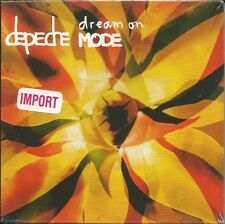 DEPECHE MODE Dream On /Easy 3TRX CARD SLEEVE RARE MIX CD SEALED Single USA Seler