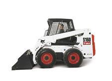 BOBCAT S160 Skid-Steer Loader Service, Operator's  & Parts Manual CD