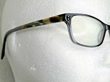Prodesign Denmark 1738 c.6532 Eyeglasses Frame Tortoise Gray 52-15-135 Japan EUC