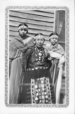 Photo 1930s Pottawatomi Indian Prarie Band