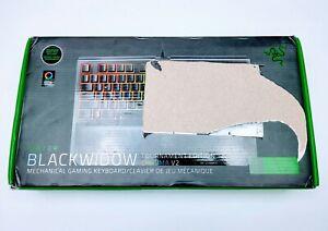 Razer BlackWidow Tournament Edition Chroma V2 Black Green Switches