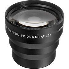 SPORT ACTION 3X TELE ZOOM LENS FOR Nikon D3200  D3000 D5300 D5000 D5200 D3300