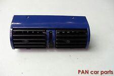 Fiat Cinquecento Sporting Lüftungsdüsen Mittelkonsole 16026 1820373, C391, blau