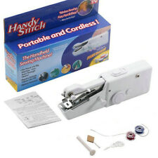 Portable Hand Held Quick Sewing Machine Singer Stitch Sew Handy Cordless Repair
