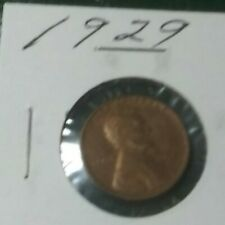 1929 Lincoln Wheat Cent