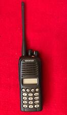 Kenwood TK-3180 K 4 Radio UHF 400-470 MHz New Battery Full Keypad Refurbished.