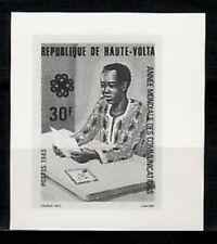 Photo Essay, Burkina Faso Sc624 World Communications Year, Letter.