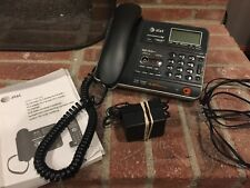 At&T Tl74108 Corded Answering System 5.8 Gz Digital Expandable Only 1 Handset