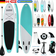 Sup Gonfiabile Tavola da Paddle Surf Paddle Board,Pagaia Pompa, Sacca Trasporto